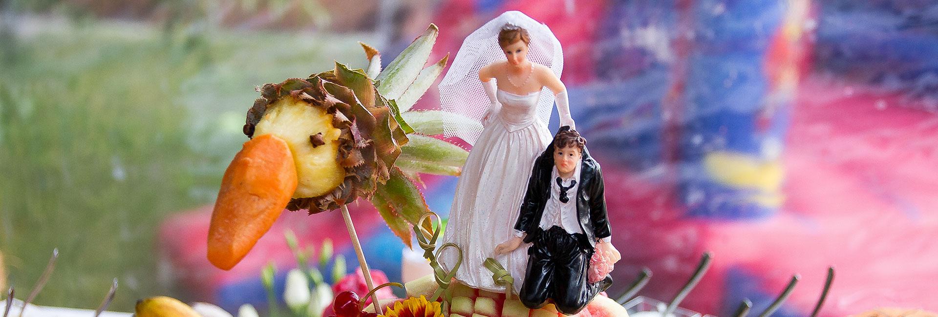 al dente group Dresden - Hochzeitsplanung, Catering